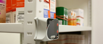 Temperature and Relative Humidity measuring in PHARMACIES and DRUG STORES